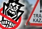 Kayseri'de trafik kazaları