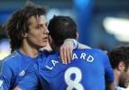 Chelsea ve City 4'ledi!