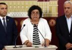 CHP'li vekil gözyaşlarını tutamadı
