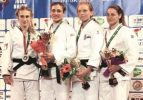 Çin'de ikinci madalyamız Büşra'dan!