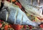 Çipurayı sebze ile fırında pişirin