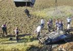 Çorum'da feci kaza: 3 ölü, 3 yaralı