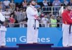 Enes Erkan'dan Altın madalya!