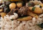 Etli pilav nasıl yapılır?