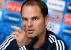 Frank de Boer Yılın Teknik Direktörü oldu