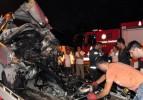 FSM'deki ölümlü kaza trafiği kilitledi