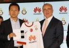 Galatasaray ve Huawei'den dev işbirliği