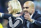 Guardiola'dan kadın hakeme ilginç tepki!