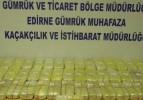 Edirne'de 113 kilo eroin ele geçirildi