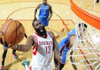 Harden coştu, Durant Jordan'ı yakaladı