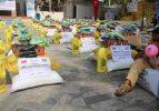 İHH'dan Yemen'de bin aileye gıda dağıtımı