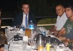 İş adamından Suriyeli gençlere iftar