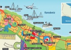 İstanbul'da 800 bin konutluk Yenişehir'in planı