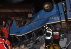 Kayseri'de feci kaza: 11 ölü