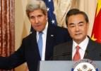 Kerry, Çinli mevkidaşı Wang ile görüştü