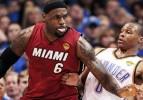 Kevin Durant 105, LeBron James 94