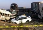 Konya'da zincirleme facia: 10 ölü