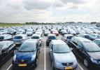 Avrupa otomobil pazarı yüzde 4 daraldı