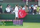 Marsel İlhan Wimbledon'da tarih yazdı