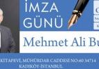 Mehmet Ali Bulut, okurlarıyla buluşuyor