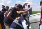Otomobil şarampole yuvarladı : 1 ölü, 4 yaralı