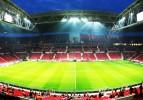 Real Madrid TT Arena'yı böyle tanıttı!