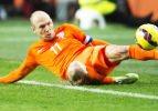 Robben çok kızdı! 'Bu aptalca bir soru'
