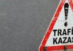 Bursa'da trafik kazası: 7 yaralı