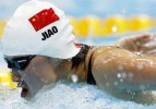 Şampiyon yüzücü Jiao siyasete atılıyor