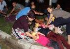 Samsun'da can pazarı: 10 yaralı