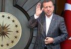 Erdoğan cuma namazını Aksa Camisi'nde kıldı