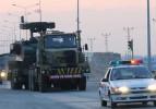 Ş.Urfa ve Hatay'a askeri araç sevkiyatı