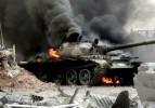 Esad'a bağlı 140 tank Halep yolunda iddiası