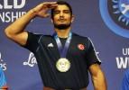 Taha Akgül Dünya Şampiyonu oldu!