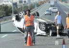 Tatil yolunda kaza: İkisi çocuk 6 yaralı