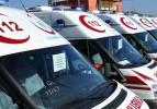 Hastalar sandığa ambulansla taşınacak