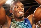 Usain Bolt yine birinci