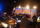 Üsküdar'da kaza: 7 yaralı