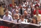 Van'da KCK gözaltılarına tepki