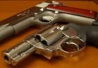 Kızıltepe'de 3 adet tabanca ele geçirildi