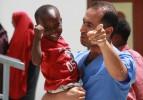 Yeryüzü Doktorları Somali'de yüz güldürdü