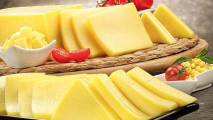 Gerçek kaşar peyniri nasıl anlaşılır