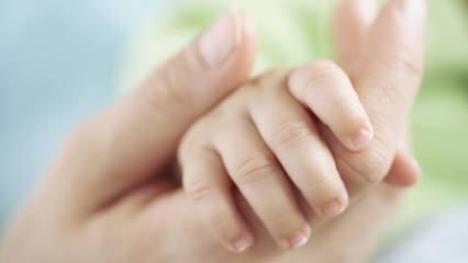 Bebeklerin elleri neden soğuk olur?