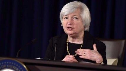 Fed Başkanı Yellen'den önemli karar!