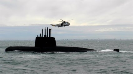 Kayıp denizaltıdan 5 gündür haber yok
