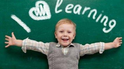 Çocuklara İngilizce nasıl sevdirilir ve öğretilir?