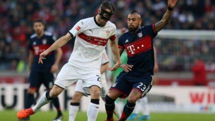 Bayern Münih'e 3 puanı kalecisi getirdi!