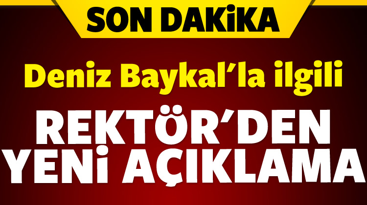Baykal'ın durumuyla ilgili yeni açıklama