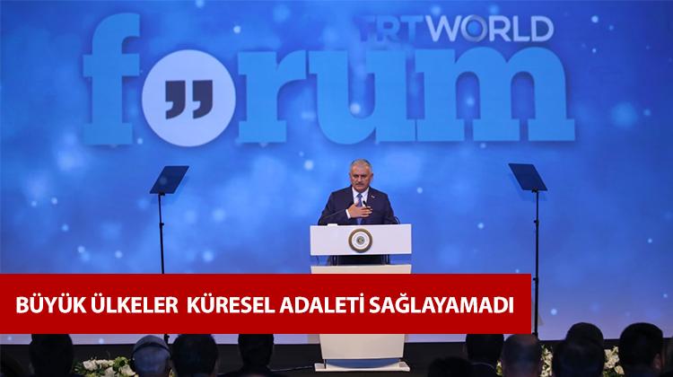 İstanbul'dan dünyaya 'Değişim ilhamı'