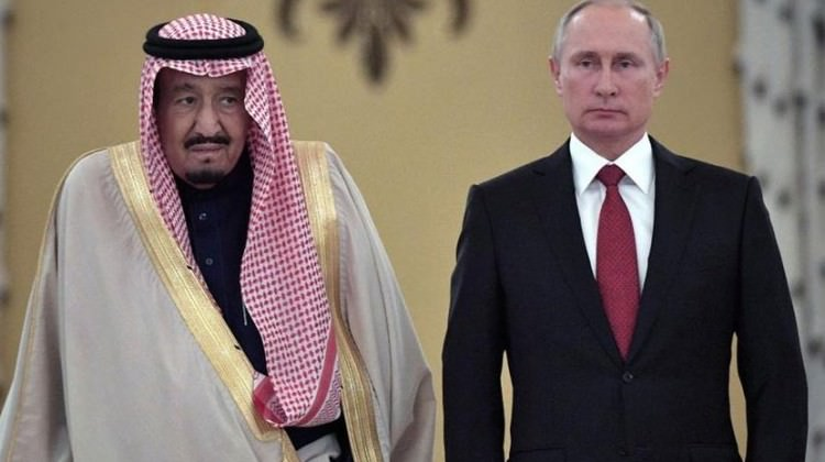 Rusya, ABD destekcisi Suudi Arabistan ile anlaştı!